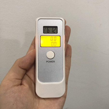 HJJH, your personal breathalyzer