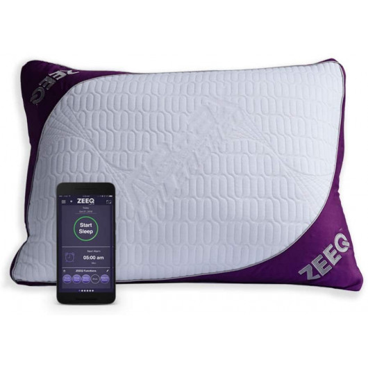 ZEEQ, the smart pillow