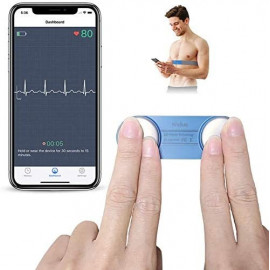 Wellue DuoEK, an electrocardiogram to wear with your fingers