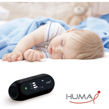 Huma-i HI-150, advanced portable air quality
