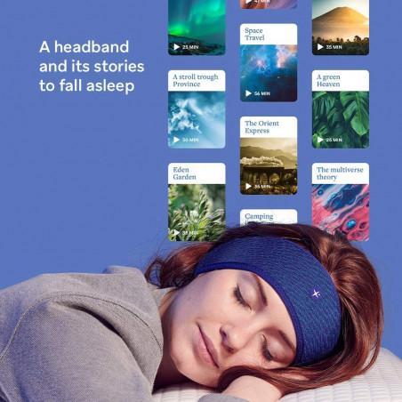 HoomBand, the headband that make you to sleep