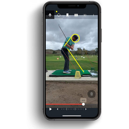 Blast Motion, for a perfect swing