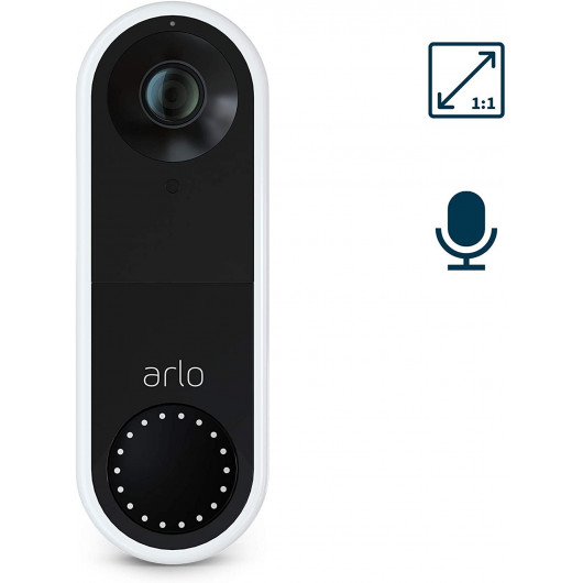 Arlo Video Doorbell, the HD video doorbell