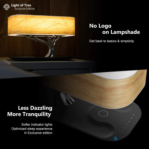 Light of Tree, the design wireless lamp