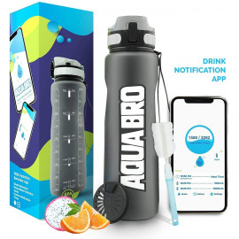 Aquabro, your smart bottle
