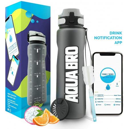 Aquabro, your smart bottle
