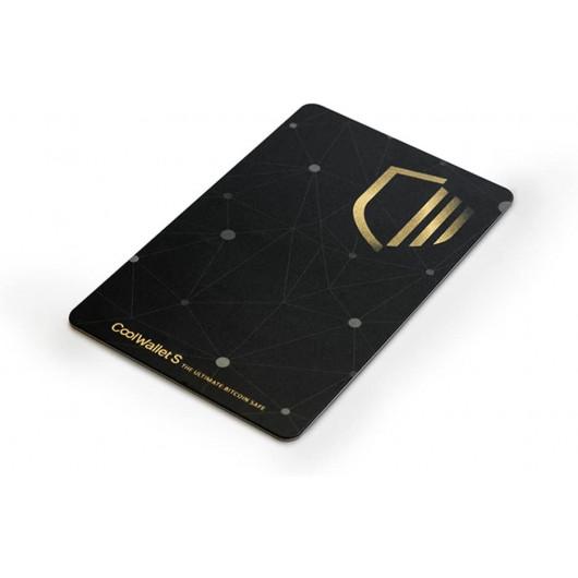 CoolWallet S, le portefeuille de cryptomonnaie