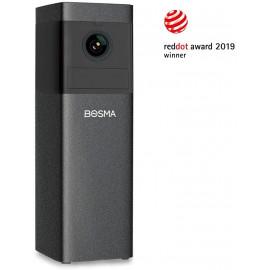 Bosma X1, la caméra avec alarme intégrée