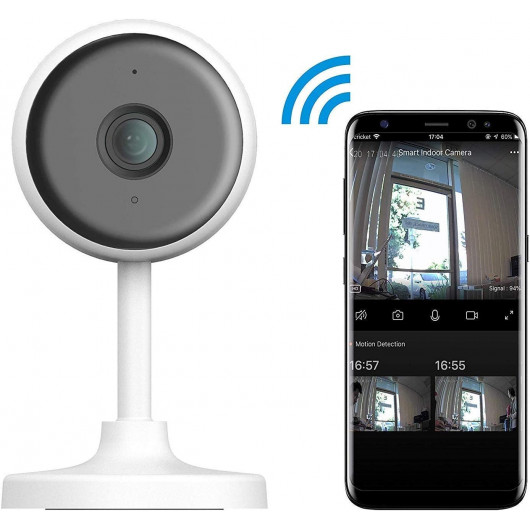 Eco4life Smart Camera, the HD WiFi camera