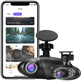 Nexar pro, the in-car camera for your car