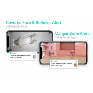 Cubo Ai Plus, the monitor with customizable alerts
