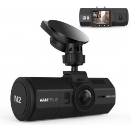 Vantrue N2, the top dashCam