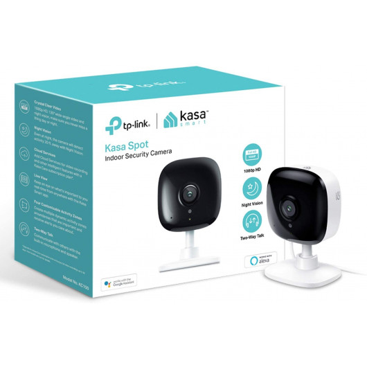 TP-Link Kasa Spot KC100, the best security camera