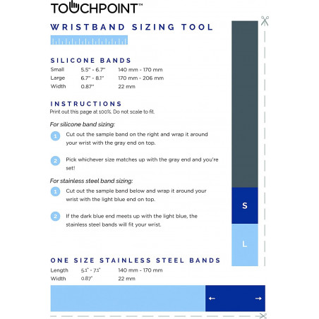 TouchPoints Calm neuro, fight against stress and anxiety