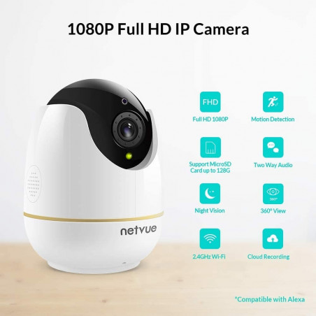 Netvue Orb Cam, for your security