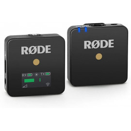Rode Wireless GO, the wireless microphone receiver