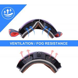 OhO Ski, 4k sports goggles