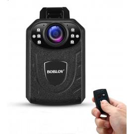 Boblov KJ21 Pro, the body wearable camera