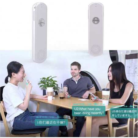 Alopoon, your connected translator