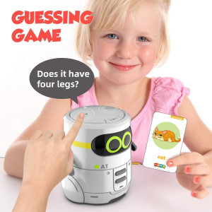 AT Robot, the intelligent play robot