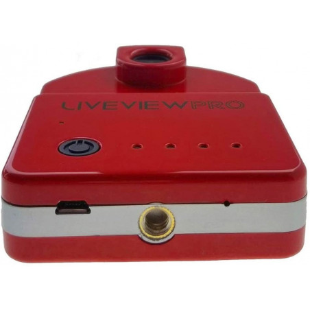 LiveView Pro, the camera for the Golf