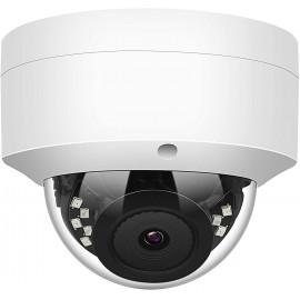 Anpviz 4K 8MP PoE, outdoor dome camera