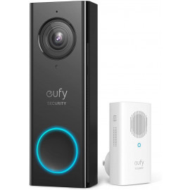 Eufy Video Doorbell 2K, the duo bell and chime