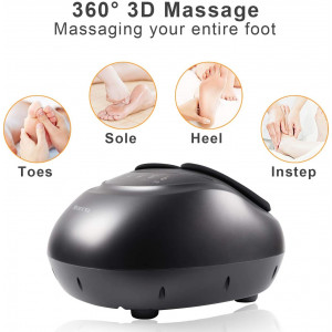 Triducna, the portable foot massager