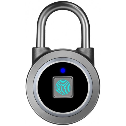 Fingerprint Padlock, the thumbprint padlock