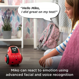 Miko 2, the robot for playful learning