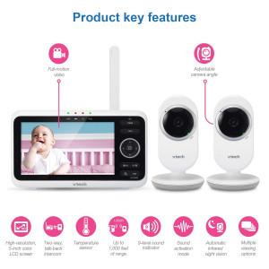 VTech VM350-2, keep an eye on your baby