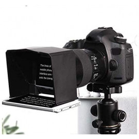 Oumij Smartphone Teleprompter, the portable teleprompter for