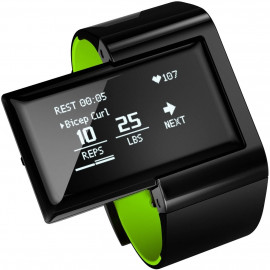 Atlas wristband 2, for physical fitness monitoring
