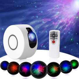 Banydoll Star Night Light Projector, project a galaxy in your room