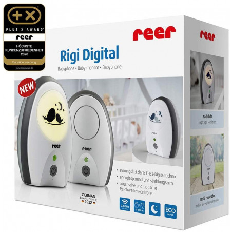 Reer 50070, the baby monitor with low radiation