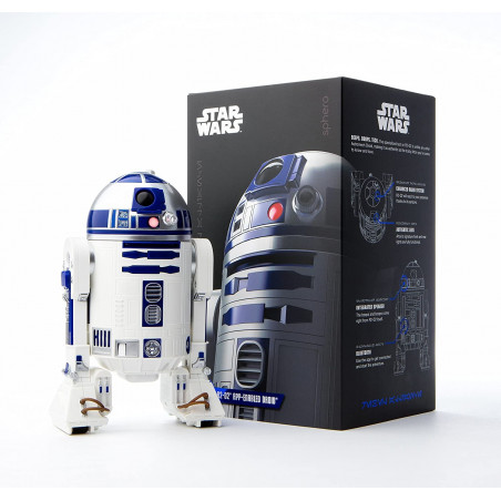 R2D2 Droid, the robot connected to your smartphone
