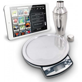 Perfect Drink, the connected cocktail scale