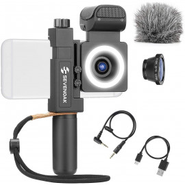 Movo SmartCine, the portable video kit for smartphones