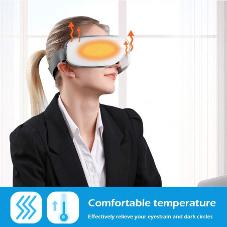 Swithun Eye Massager, the foldable eye massager