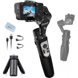 Hohem iSteady Pro 3, the stabilizer for action camera