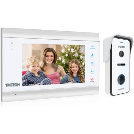 Tmezon Video Doorbell AHD, the wired video intercom system