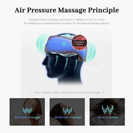 Afunso Head Scalp Massager, the comfortable head massager