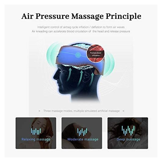 Afunso Head Scalp Massager, the comfortable head massager