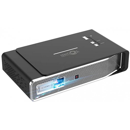 Toumei V5, the 3D video projector