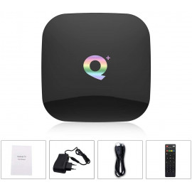 Turewell Android 9.0 TV Box, the latest Android box