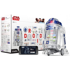 littleBits Droid Inventor Kit, coding with a droid