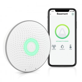 Airthings 2950 Wave, the smart radon detector
