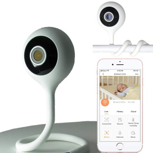 Baby CAMdy, the camera that can be fixed anywhere