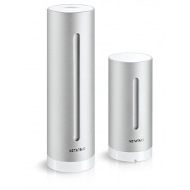 Netatmo, the connected weather station