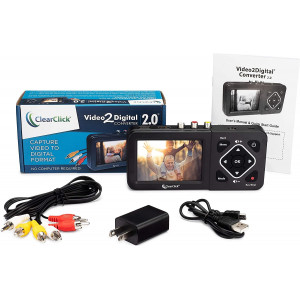 ClearClick, the video capture box